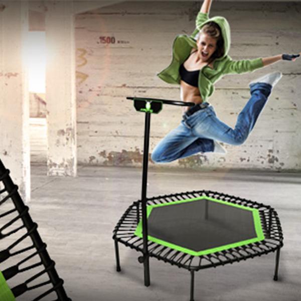 Corsi Jumping su tappeto elastico arezzo