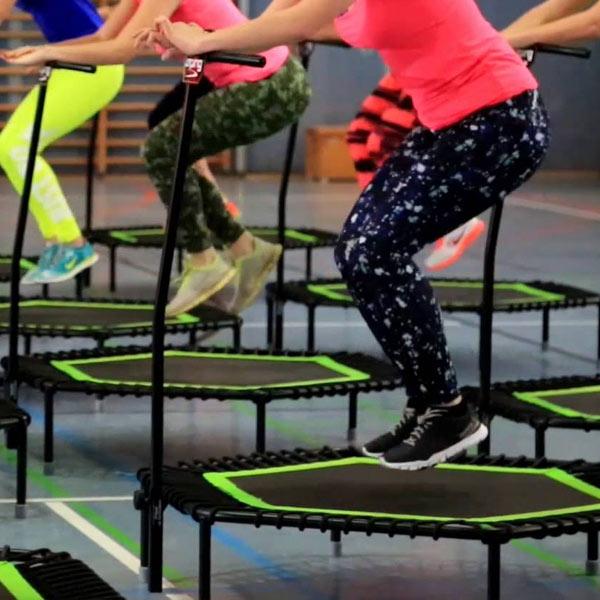 Corsi jumping tappeto elastico arezzo
